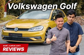 volkswagen golf highline video review