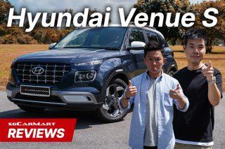 hyundai venue s sgcarmart reviews