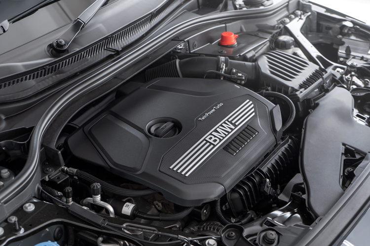 bmw 2 series gran coupe 218i engine