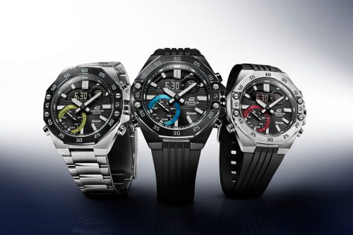 casio edifice ecb-10 models
