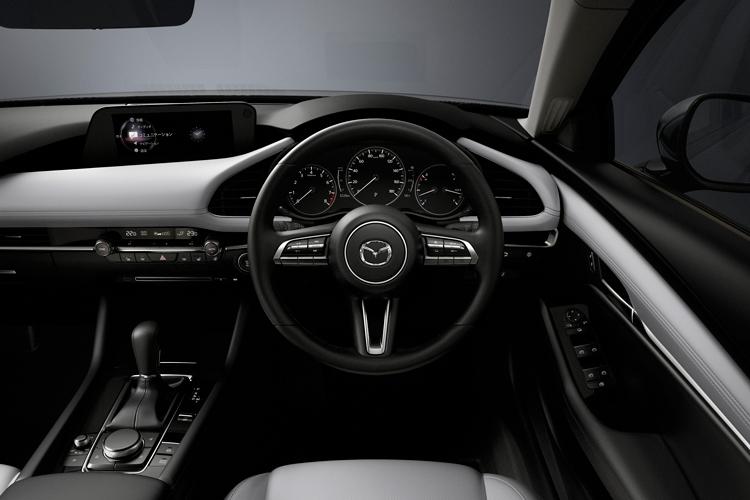 mazda 3 driver's seat
