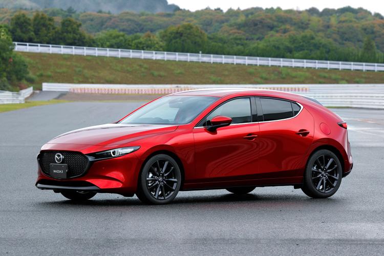 Mazda 3 Hatchback main