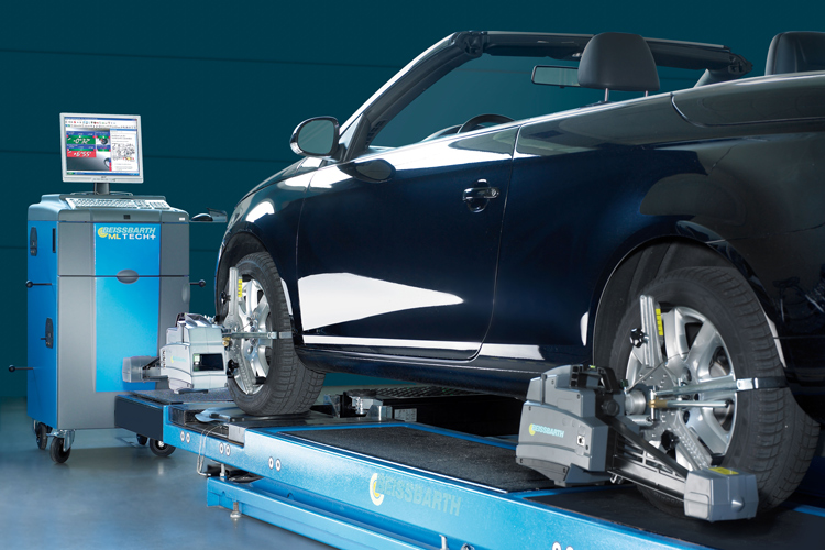 wheel alignment issues