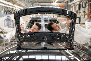 audi production gradually restarts
