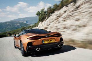 McLaren GT review