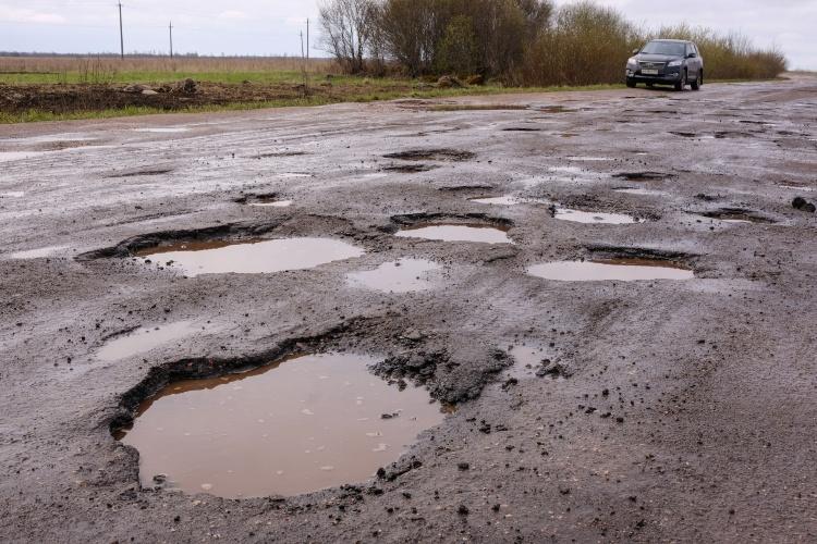 tyre maintenance potholes
