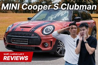 mini cooper s clubman review sgcarmart