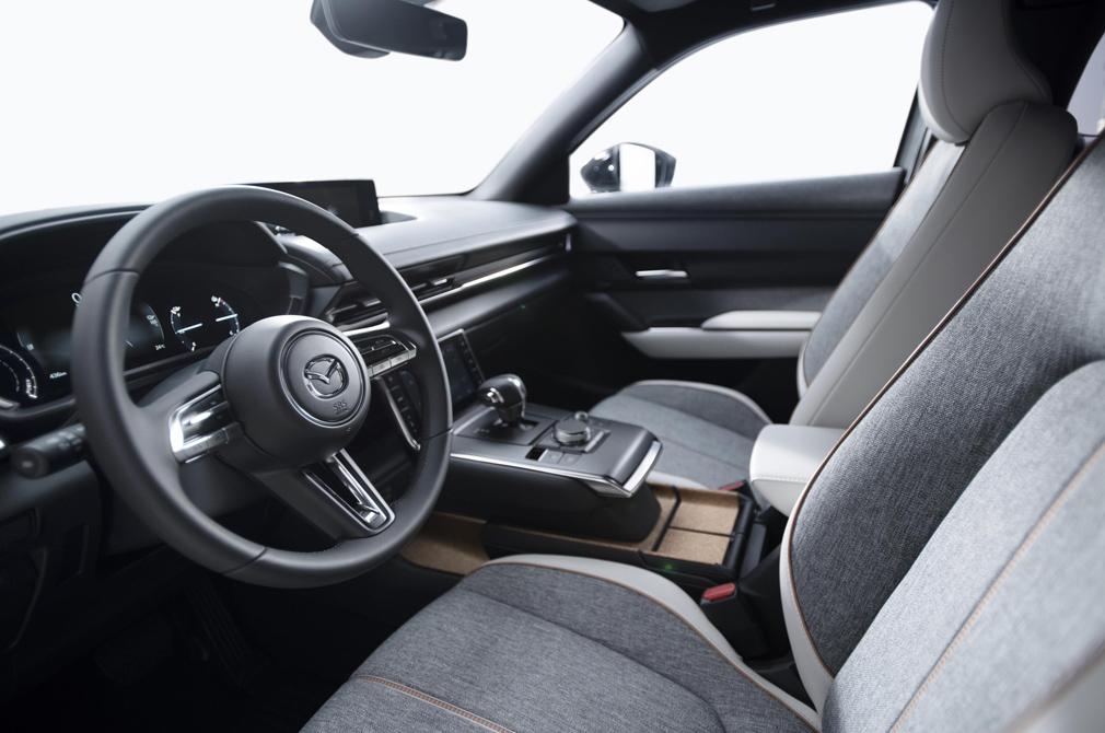 Mazda MX-30 interior