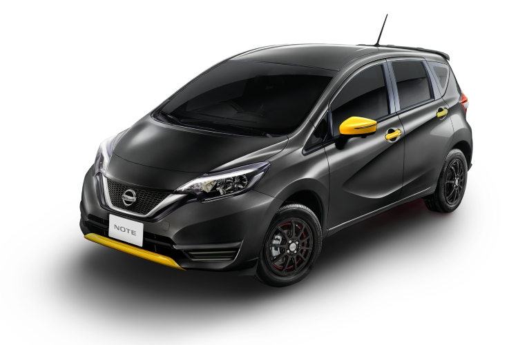 Nissan Note YOLO Edition