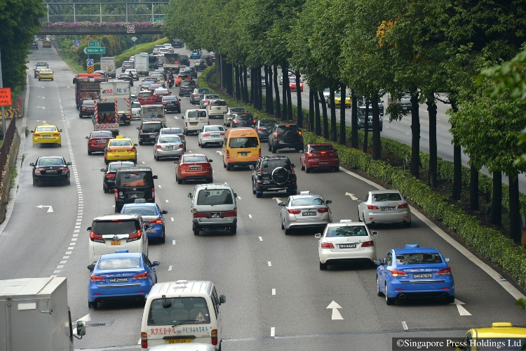 coe, road tax and motoring-related costs still apply