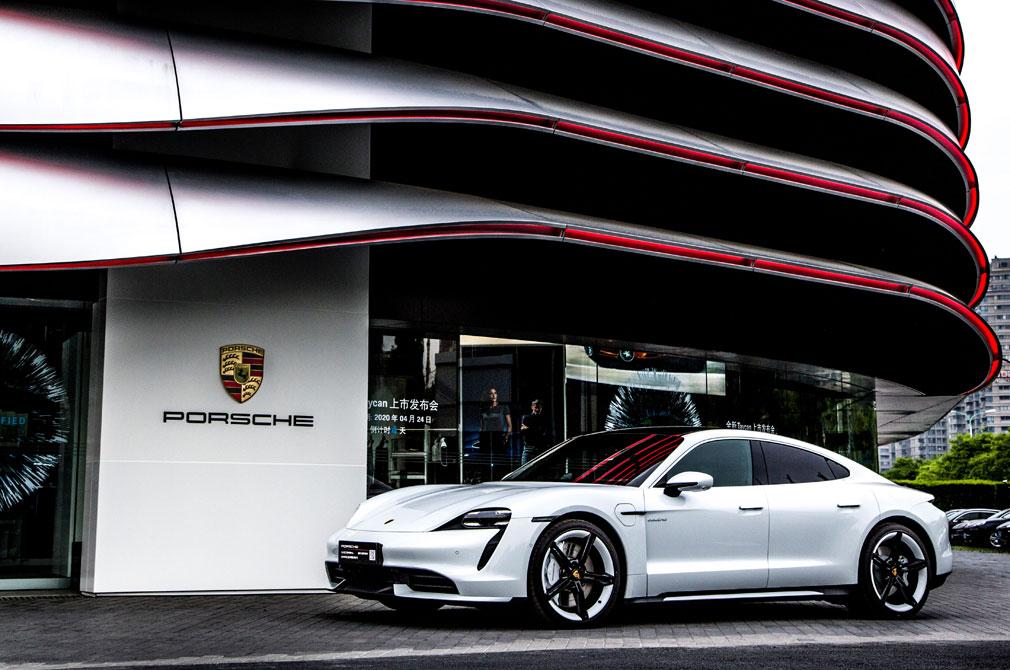 Porsche warranty extension taycan