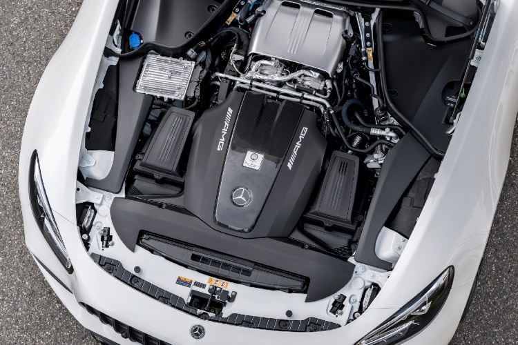 turbocharger mercedes-amg
