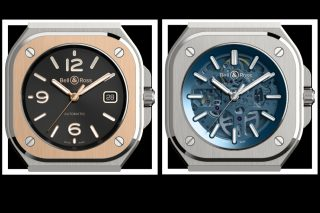 bell & ross br05 collage