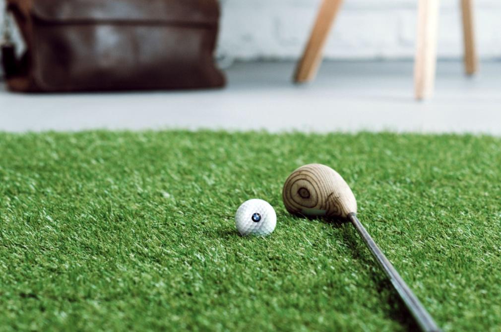 BMW JoyFest golf workshop