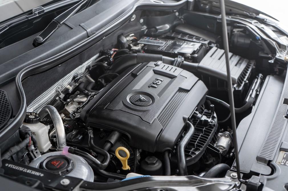 Cupra Ateca engine
