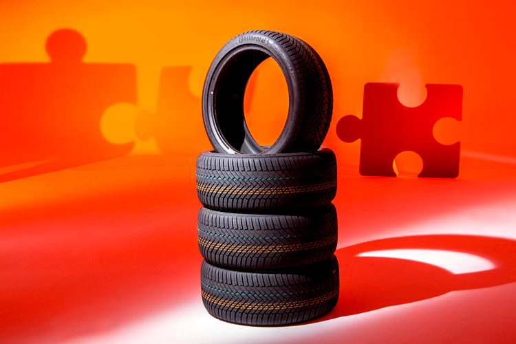 grip from tyres