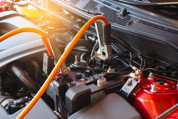 restarting your car jump start