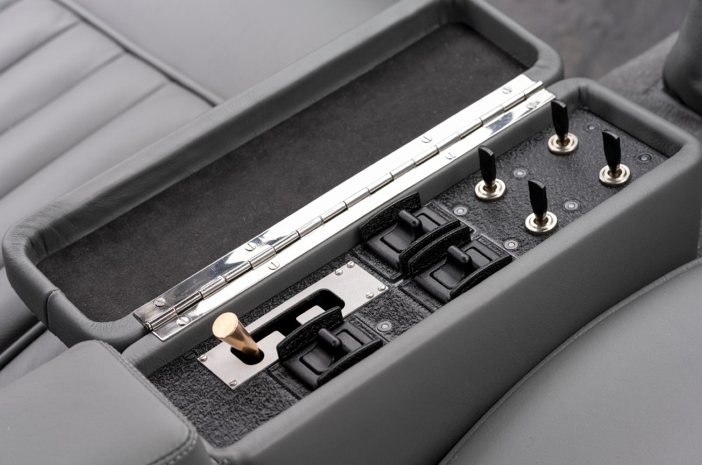 aston martin db5 control panel