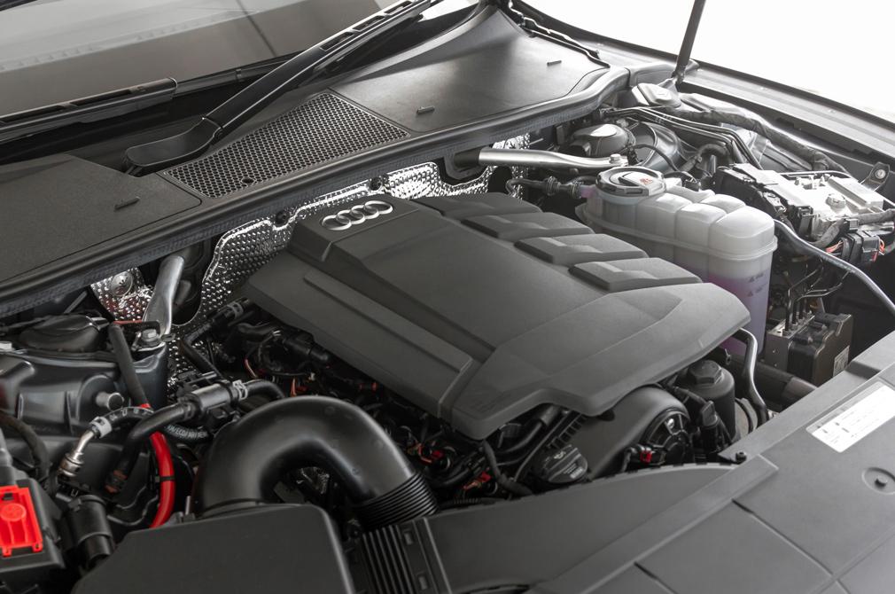 Audi A7 Sportback 2.0 engine