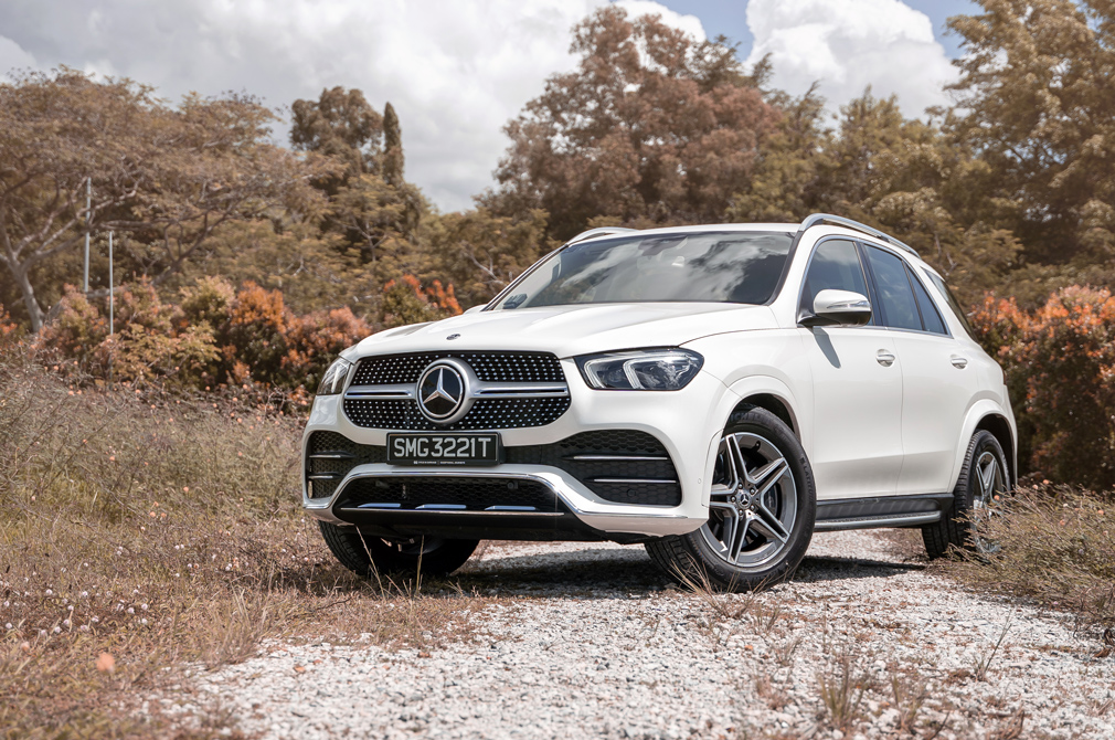 Mercedes-Benz GLE450 4Matic