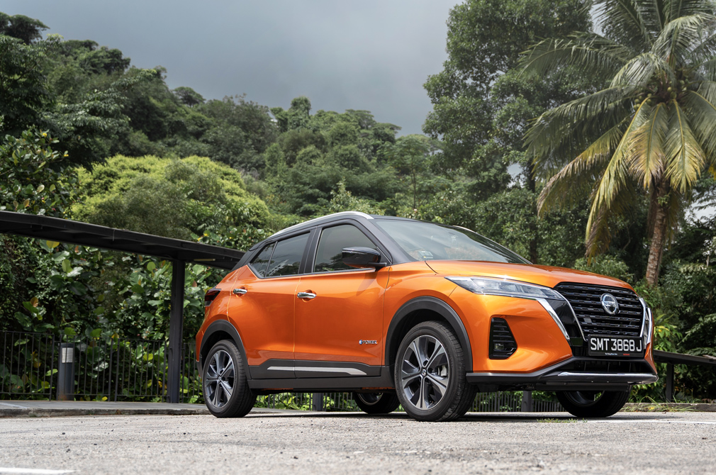 Nissan Kicks e-POWER main 2