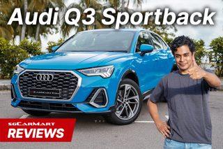 Audi Q3 Sportback sgCarMart review