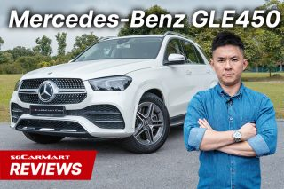 Mercedes-Benz GLE450 sgCarMart reviews
