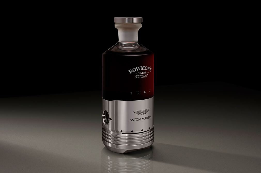 Black Bowmore DB5 1964.