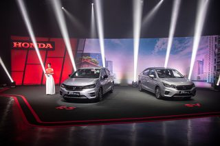 Honda City launch main