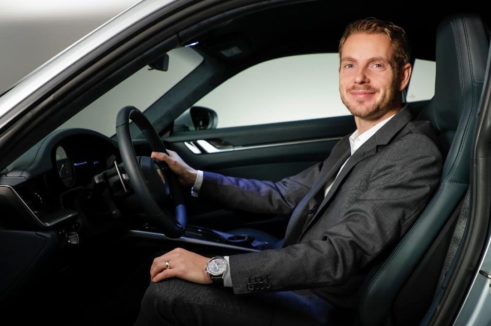 Ivo van Hulten, Director of Interior Design Style, Porsche AG