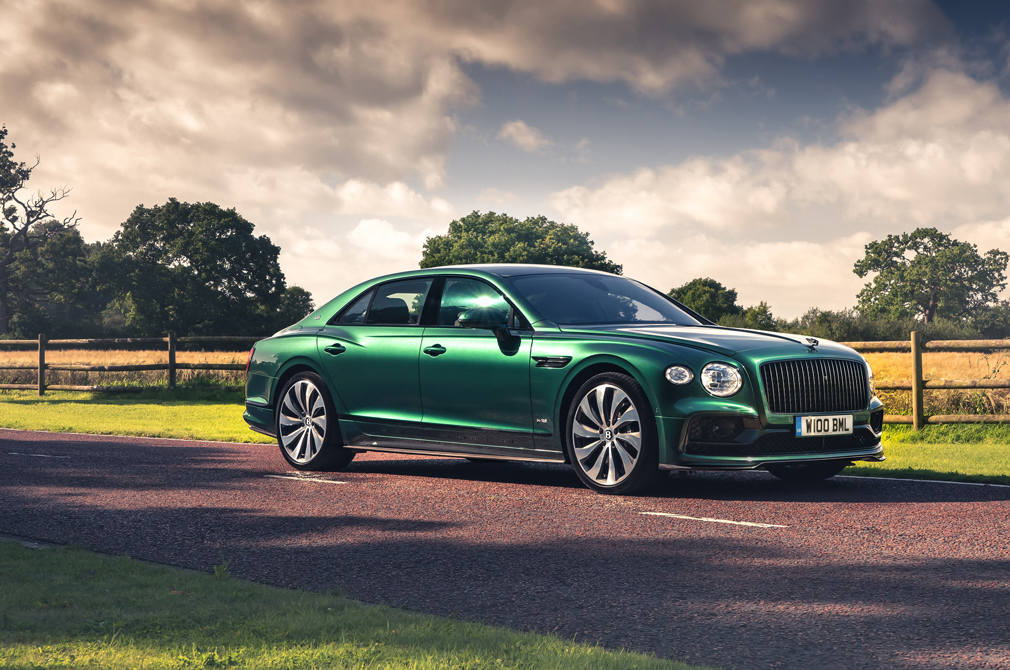 Bentley Flying Spur Styling Specification