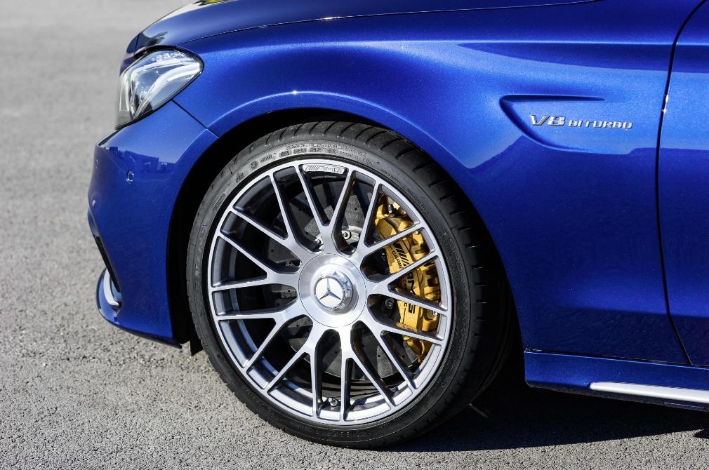 braking performance carbon-ceramic discs