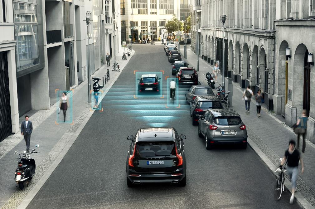 driving technology autonomous braking