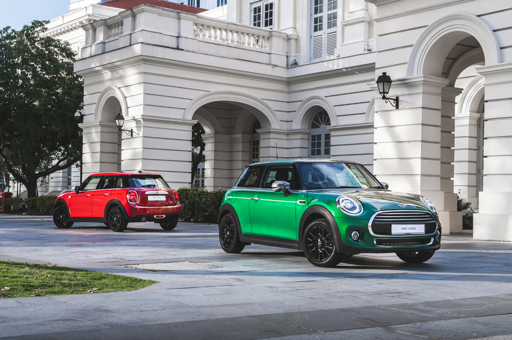 MINI One Piccadilly Edition