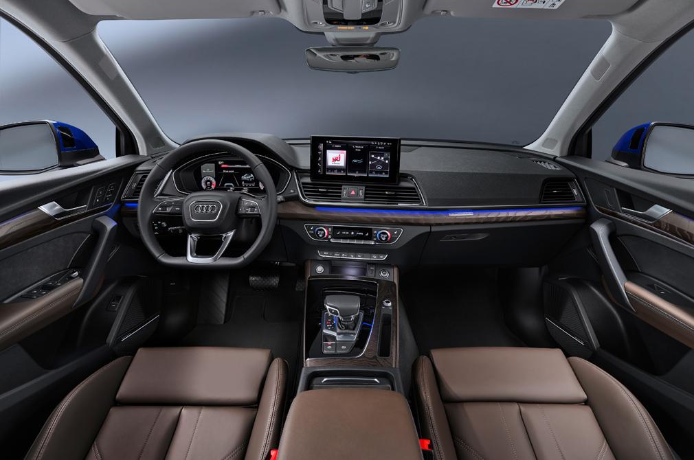 Audi Q5 Sportback cockpit