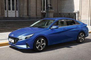 2020 Hyundai Avante
