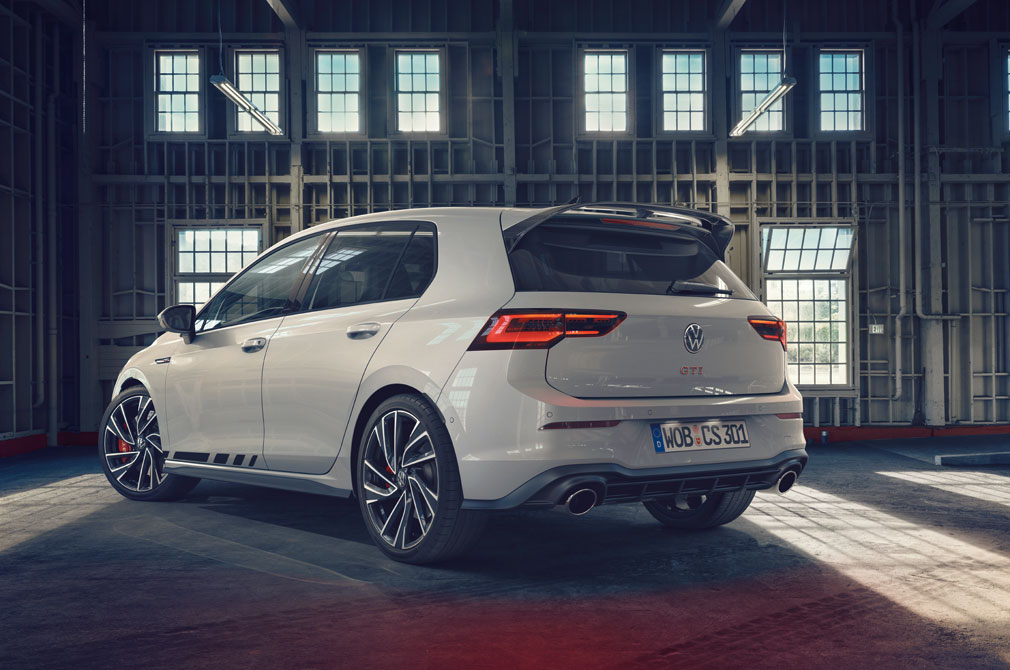 Volkswagen Golf GTI Clubsport.