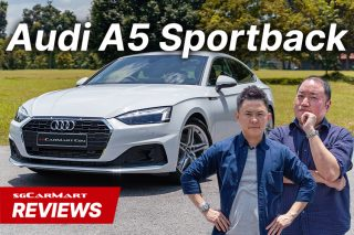 Audi A5 Sportback 2.0: Will buy, go try or won't buy?