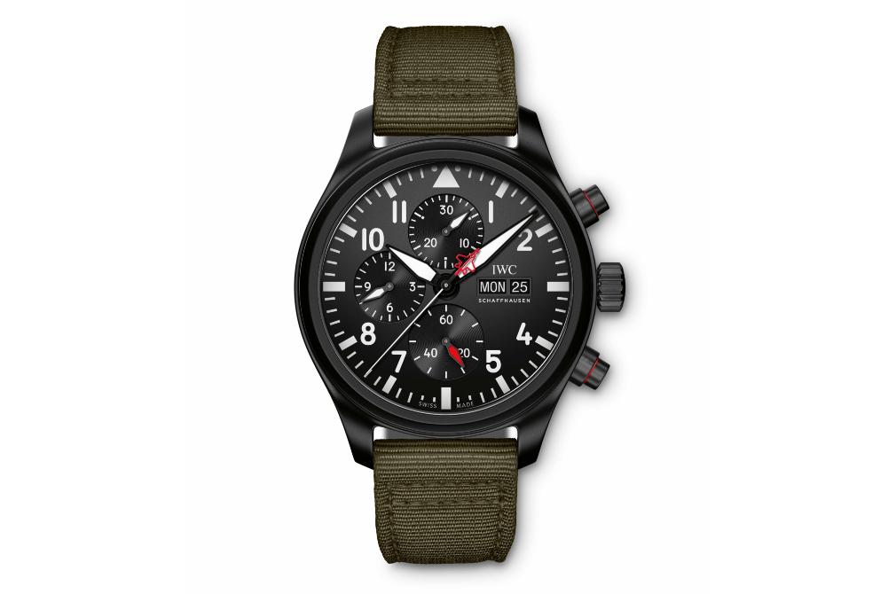 IWC Pilot's Watch Chronograph TOP GUN Edition SFTI
