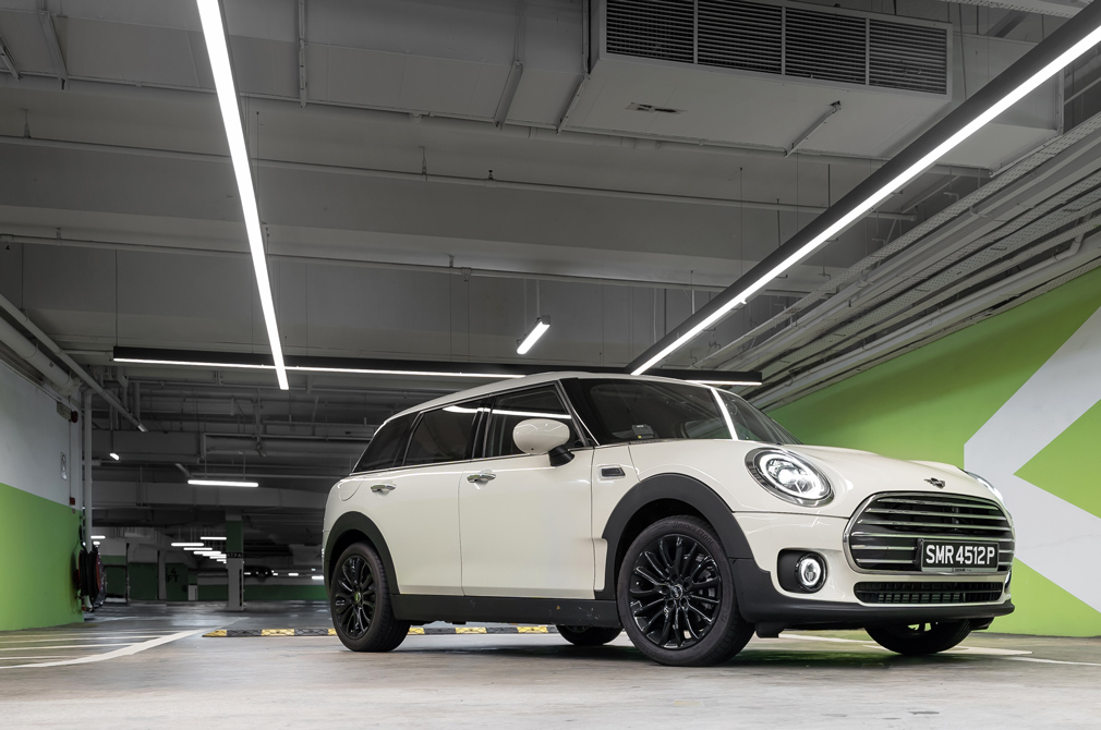 MINI One Clubman front