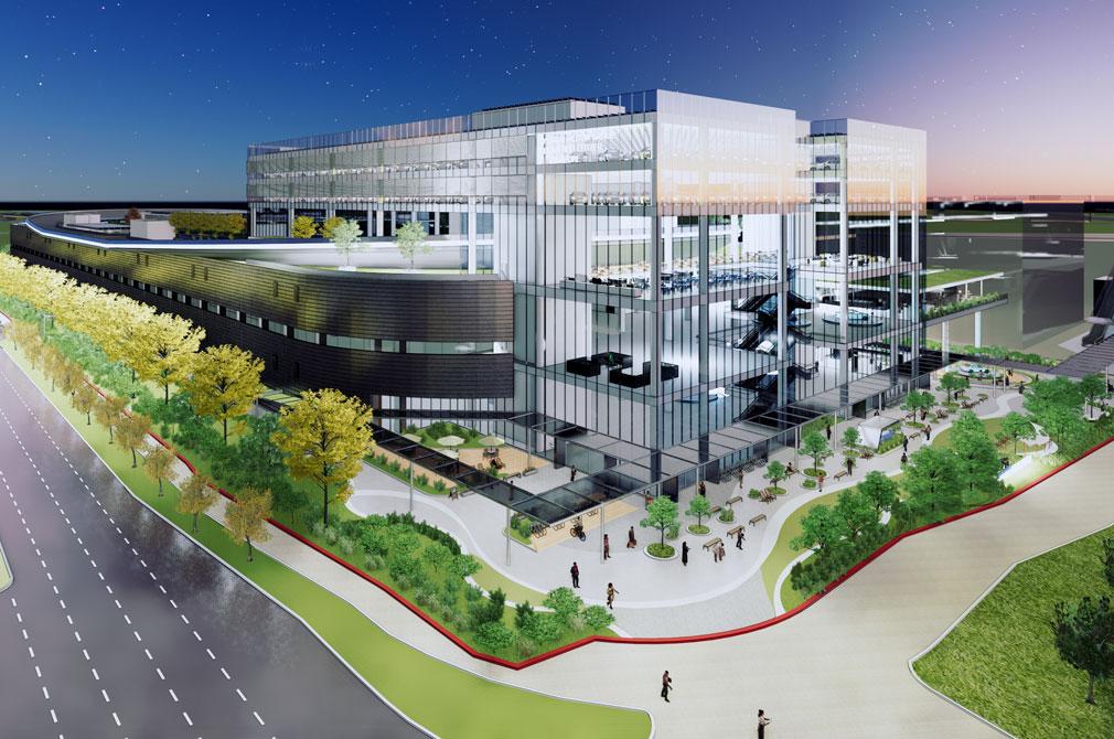 Hyundai Innovation Centre