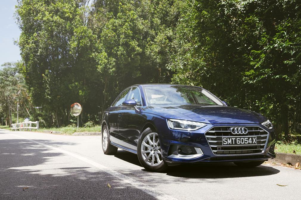 Audi A4 Advance