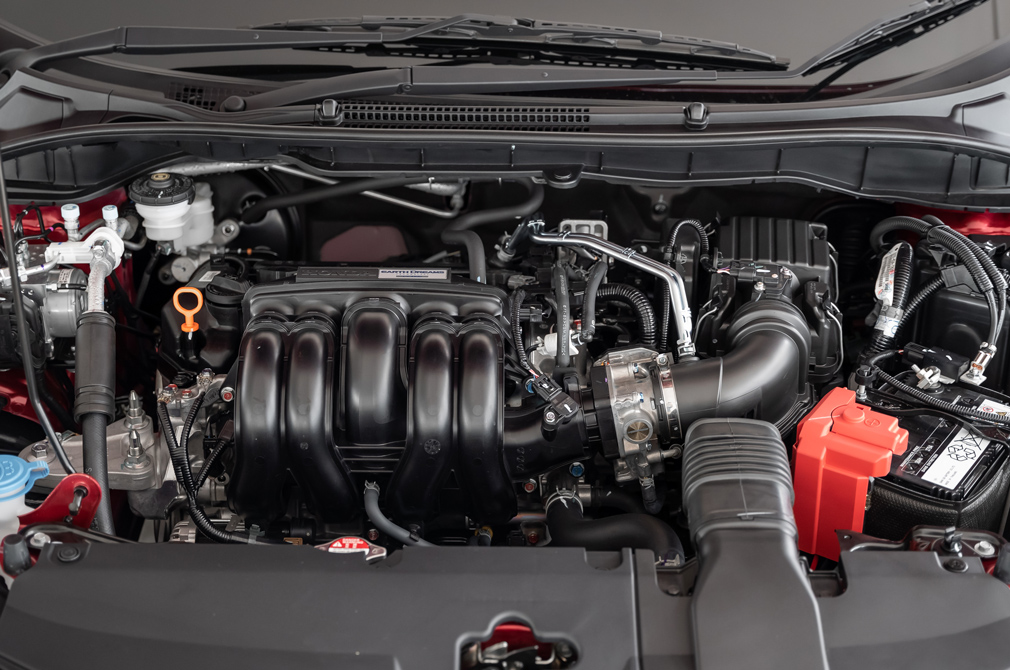 Honda City engine