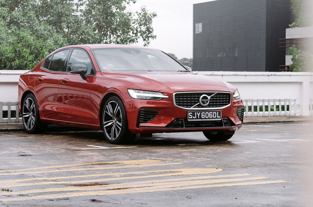 Volvo S60 Recharge T8 Plug-In Hybrid