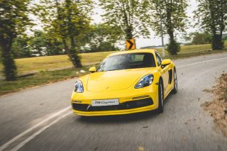 Porsche 718 Cayman is a mid-engine soul-stirrer