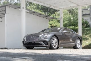 Bentley Continental GT V8 review: Aristocracy with athleticism