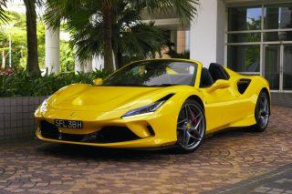 Ferrari F8 Spider review: Topless thrills