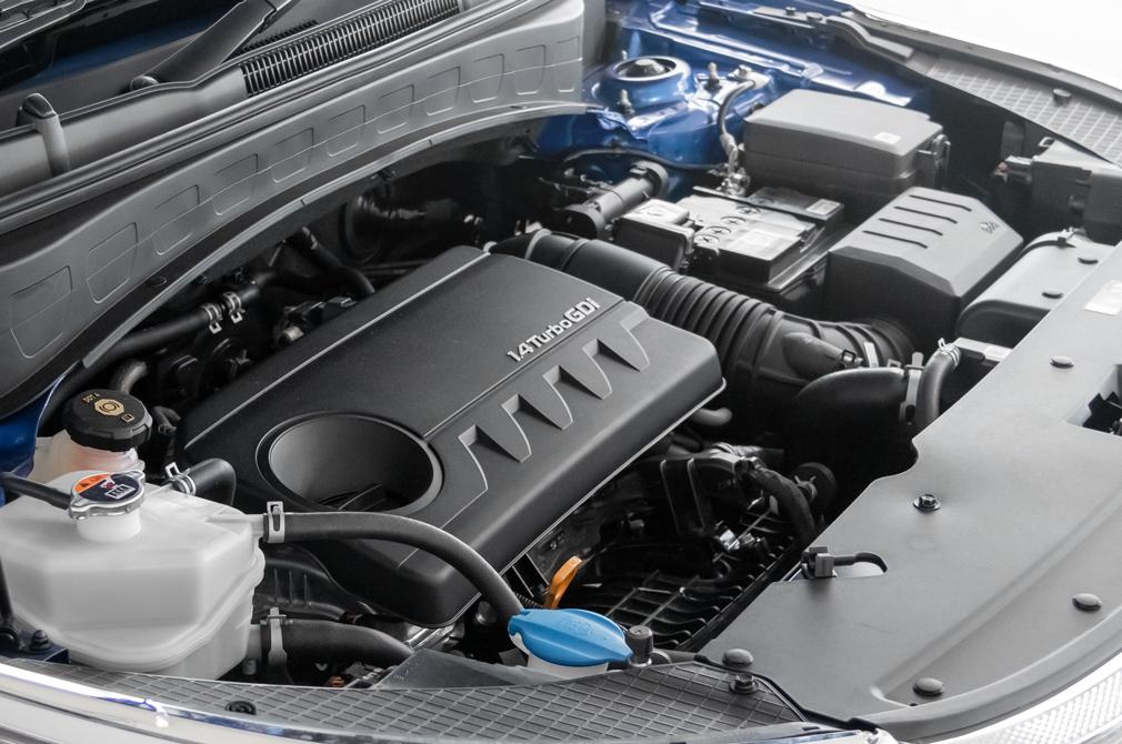 kia seltos engine
