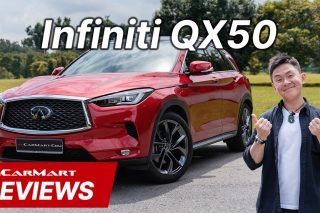 Infiniti QX50 video review