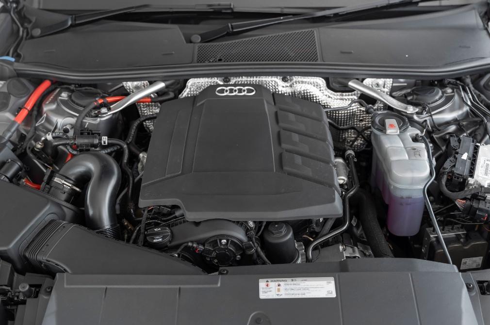 audi a6 avant engine